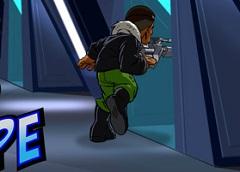 Nick Fury's Escape