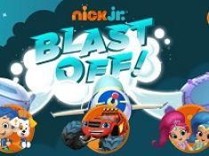Nick Jr Blast Off