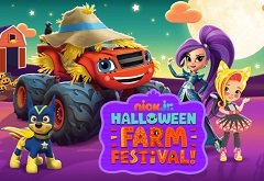 Nick Jr Halloween Farm Festival