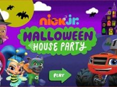 Nick Jr Halloween House Party