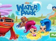 Nick Jr Water Park