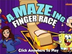Nicleodeon a Maze ing Race