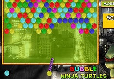 Ninja Turtle Bubbles
