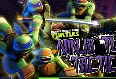 Ninja Turtle Tactics 3D