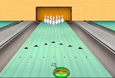 Ninja Turtles Bowling