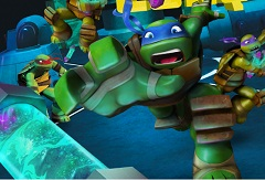 Ninja Turtles Collect and Conquer