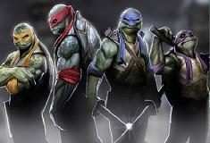 Ninja Turtles Puzzle