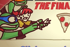 Ninja Turtles The Final Slice