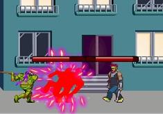 Ninja Turtles the Return of the King