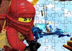 Ninjago Battle Puzzle