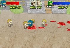 Ninjago Mafia Siege