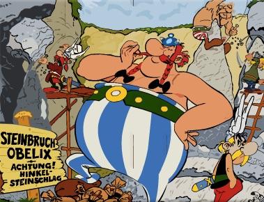 Obelix Puzzle