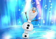 Olaf Fancy Footwork