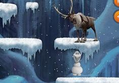 Olaf Freeze Fall