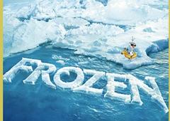 Olaf Frozen Puzzle