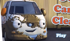 Olly Carwash Clean Up