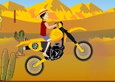 لعبة دراجة ون بيس