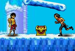 One Piece Hot Fight