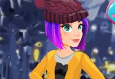 Online Shopping Winter Coat