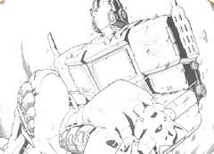 Optimus Prime Coloring