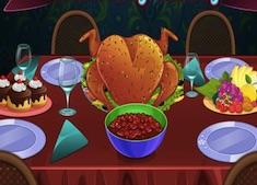 Oti Cooking Lesson Cranberry Turkey