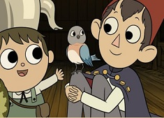 Over the Garden Wall Find the Differences