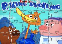 P King Duckling Jigsaw
