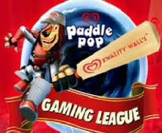 Paddle Pop Cricket
