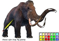 Paint the Mammoth