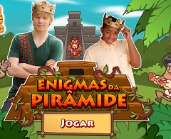 Pair of Kings Piramyd of Puzzles