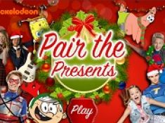Pair the Presents Nickelodeon