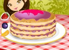 Pancake Party Décor