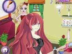 Party Salon Girl Makeover