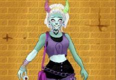 Pastel Zombie Creator