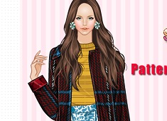 Patterned Trench Coats