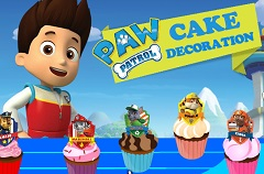 Paw Patrol Cake Decoration