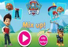 Paw Patrol Mix Up