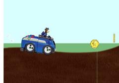 Paw Patrol Race