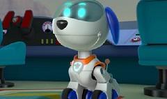 Paw Patrol Robo Dog Puzzle
