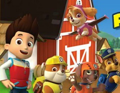 Paw Patrol Save the Farm