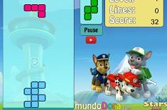 Paw Patrol Tetris