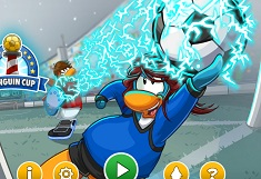 PENGUIN CUP – CLUB PENGUIN GAMES