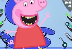Peppa Pig at the Dentist