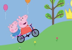 Peppa Pig Bike Adventure