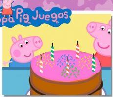 Awe Inspiring Peppa Pig Birthday Cake Peppa Pig Games Funny Birthday Cards Online Hendilapandamsfinfo