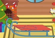 Peppa Pig Decorate the Sledge