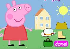Peppa pig solitaire peppa pig games