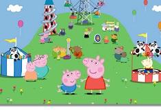 Peppa Pig Funfair Game