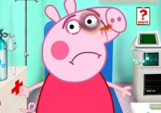 Peppa Pig in the Ambulance