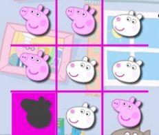 Peppa Pig Tic Tac Toe